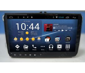 Skoda Superb Android Car Stereo Navigation In-Dash Head Unit