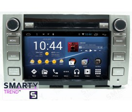 Toyota Sequoia Android Car Stereo Navigation In-Dash Head Unit
