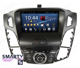 Ford Focus III 2012-2014 Android Car Stereo Navigation In-Dash Head Unit