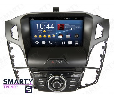Ford Focus Iii 2017 Android Car Stereo Navigation In Dash Head Unit
