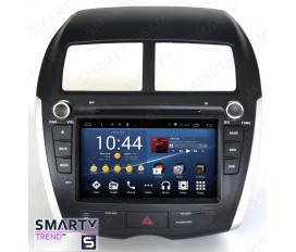 Citroen C4 Aircross Android Car Stereo Navigation In-Dash Head Unit
