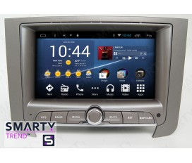 SsangYong Rexton II 2006-2012  Android Car Stereo Navigation In-Dash Head Unit