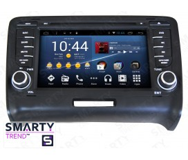 Audi TT Android Car Stereo Navigation In-Dash Head Unit