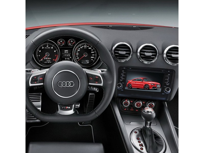 Audi Tt Android Car Stereo Navigation Smarty Trend