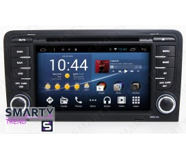 Audi A3/S3/RS3 Android Car Stereo Navigation In-Dash Head Unit