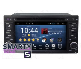 Subaru Impreza Android Car Stereo Navigation In-Dash Head Unit