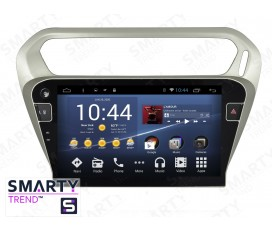 Citroen C-Elysee Android Car Stereo Navigation In-Dash Head Unit