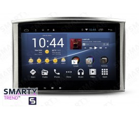 Lexus LX 470 (High match) Android Car Stereo Navigation In-Dash Head Unit