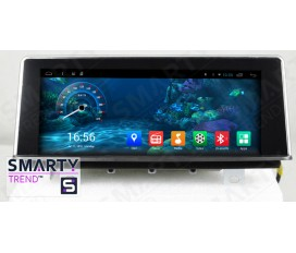 BMW 3 Series F30 | F31 | F34 Android Car Stereo Navigation In-Dash Head Unit