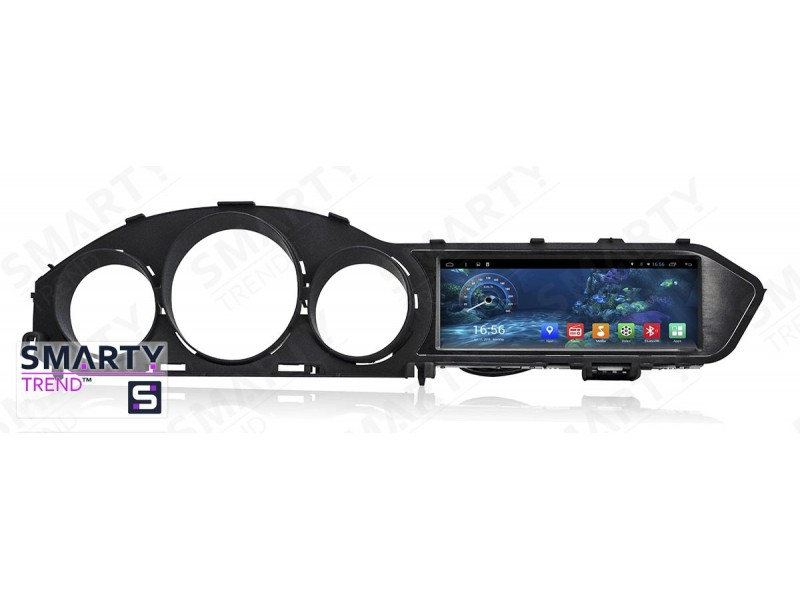 Mercedes C-Class (W204) Android Car Stereo Navigation In-Dash Head Unit