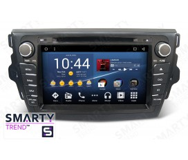 Great Wall Voleex C30 Android Car Stereo Navigation In-Dash Head Unit