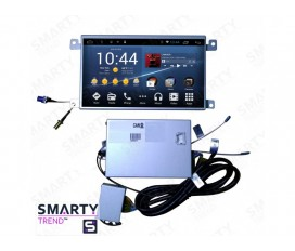 Audi A6 Android Car Stereo Navigation In-Dash Head Unit