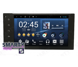 Nissan Juke Android Car Stereo Navigation In-Dash Head Unit