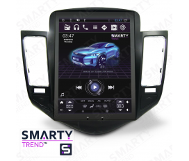 Chevrolet Cruze 2014-2015 (Tesla Style) Android Car Stereo Navigation In-Dash Head Unit