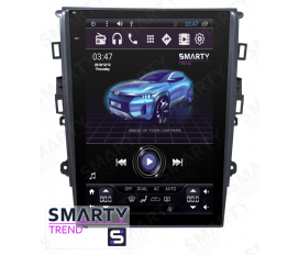 Ford Mondeo 2013+ (Tesla Style) Android Car Stereo Navigation In-Dash Head Unit
