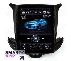 Chevrolet Cruze 2015+ (Tesla Style) Android Car Stereo Navigation In-Dash Head Unit