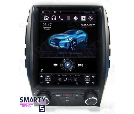Ford Edge (Tesla Style) Android Car Stereo Navigation In-Dash Head Unit