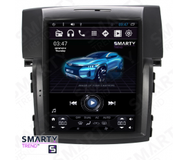 Honda CR-V 2012-2017 (Tesla Style) Android Car Stereo Navigation In-Dash Head Unit