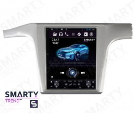 Volkswagen Passat B7 USA (Tesla Style) Android Car Stereo Navigation In-Dash Head Unit
