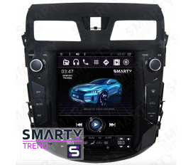 Nissan Teana 2014 (Tesla Style) Android Car Stereo Navigation In-Dash Head Unit