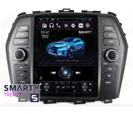 Nissan Maxima 2015+ (Tesla Style) Android Car Stereo Navigation In-Dash Head Unit