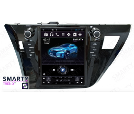 Toyota Corolla 2013-2016 (Tesla Style) Android Car Stereo Navigation In-Dash Head Unit