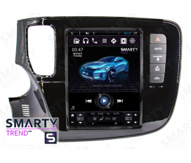 Mitsubishi Outlander 2015 (Tesla Style) Android Car Stereo Navigation In-Dash Head Unit