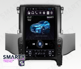 Ford Everest 2015+ (Tesla Style) Android Car Stereo Navigation In-Dash Head Unit