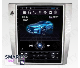 Volkswagen Passat B7 (Tesla Style) Android Car Stereo Navigation In-Dash Head Unit