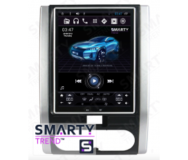 Nissan X-Trail 2001-2013 (Tesla Style) Android Car Stereo Navigation In-Dash Head Unit