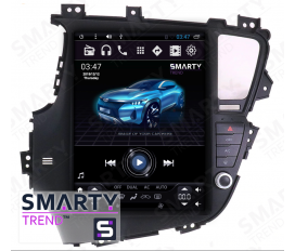 KIA Optima K5 (Tesla Style) Android Car Stereo Navigation In-Dash Head Unit
