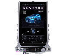 Toyota Land Cruiser 200 2015+ (Tesla Style) Android Car Stereo Navigation In-Dash Head Unit