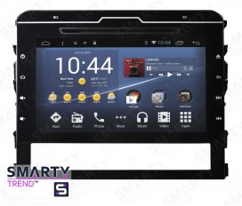 Toyota Land Cruiser 200 2015+ Android Car Stereo DVD Navigation In-Dash Head Unit