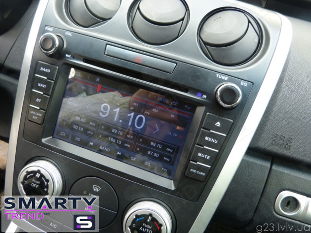 SMARTY Trend for Mazda CX7