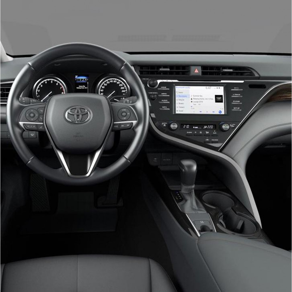 Toyota Camry Colors: Toyota Camry 2018+ Medium Level Android Car Stereo