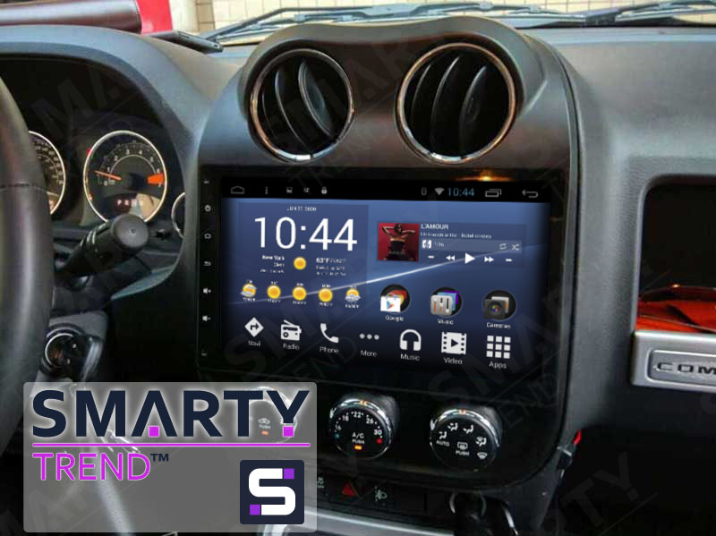 Jeep Comp Android in-dash Car Stereo Navigation head unit ... Head Unit For Golf Cart Html on landscaping carts, fishing carts, soccer carts, baseball carts, dining carts, walking carts,