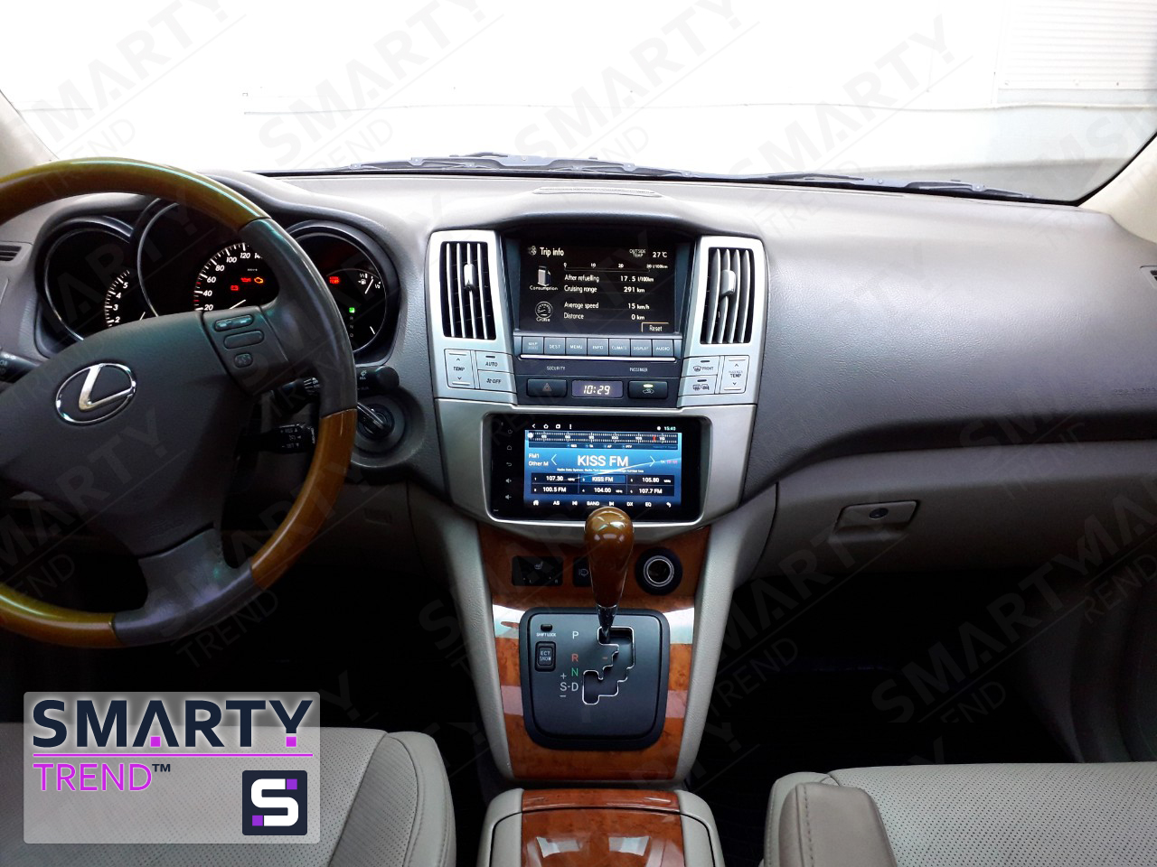 Smarty Trend Head Unit Overview For Lexus Rx 350 2007 Info Blog News And Video Reviews About Android In Dash Car Head Units