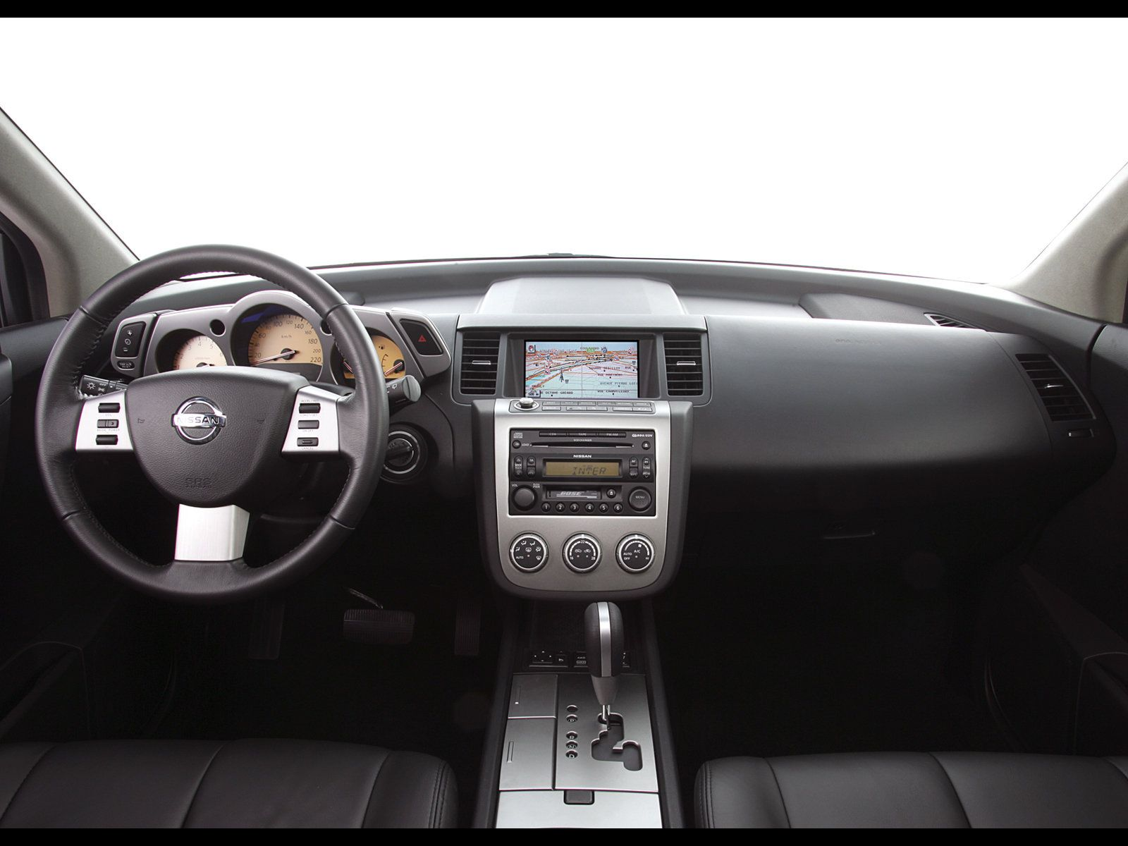 Nissan Murano Android In Dash Car Stereo Navigation Smarty Trend