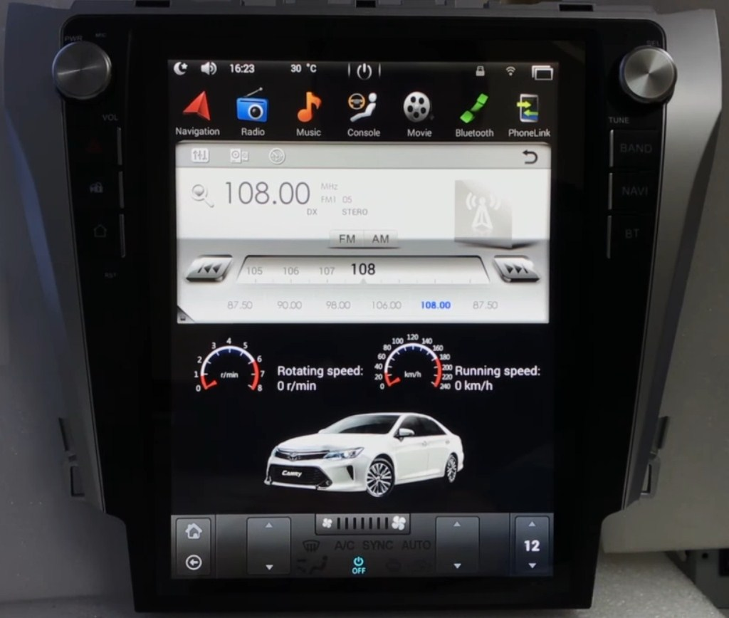 5vkad Toyota Matrix Xr 2004 Matrix Xr Mom S Car also Watch in addition 75 the Tesla Style Head Unit With A Large Vertical Screen For Toyota Camry V55 Review besides Watch likewise Watch. on toyota camry obd connector location