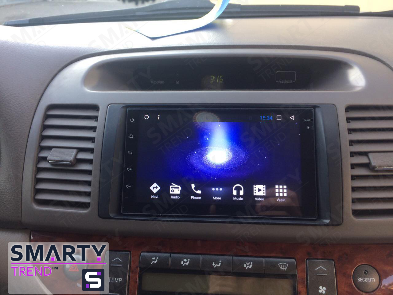 SMARTY Trend head unit for Toyota Camry V30