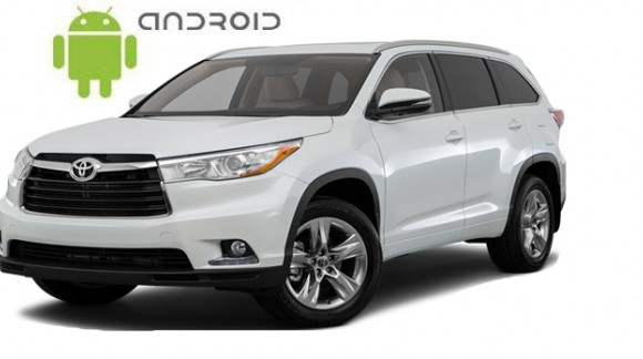 SMARTY Trend Entertainment Multimedia for Toyota Highlander review.