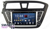 SMARTY Trend Entertainment Multimedia for Hyundai i20 video review.