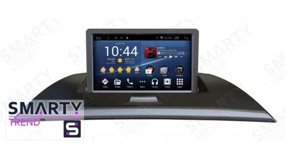 The SMARTY Trend Entertainment Multimedia for BMW X3 Series (2004-2009) video review.