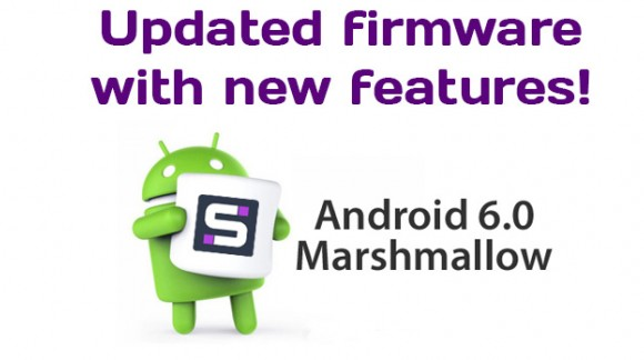 The new updated firmware for Android 6.0 SMARTY Trend head units has been released.
