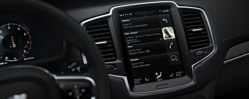 Google introduces its Android Auto operating system to cars