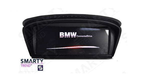 The SMARTY Trend Entertainment Multimedia for BMW 5 Series E60 video review.