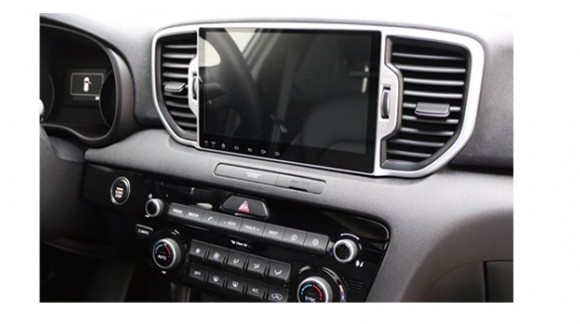 The SMARTY Trend head unit for Kia Sportage review.
