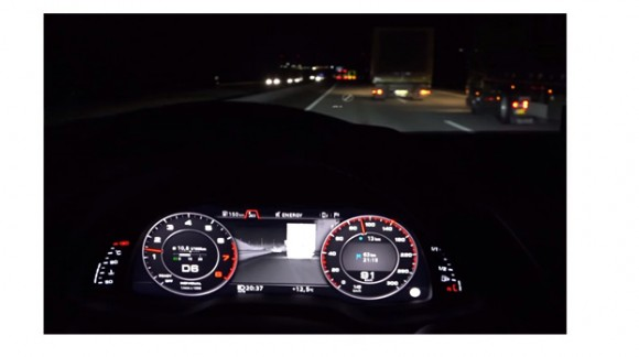 The car night vision system. It's alternative.