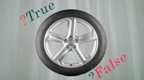 Common misconceptions about car tires.