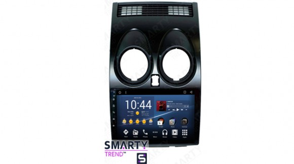 The SMARTY Trend Entertainment Multimedia for Nissan Qashqai.